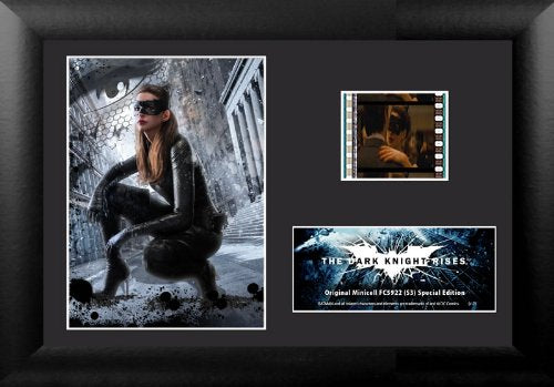 The Dark Knight Rises Catwoman (S3) Minicell Film Cell