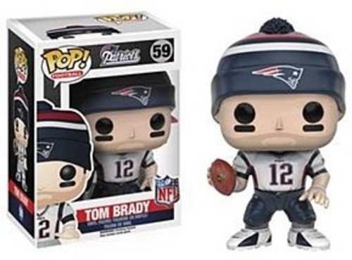 NFL Tom Brady Wave 3 Pop! Vinyl Figure #59