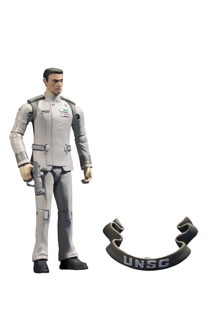 Halo Anniversary Series 2 Captain Jacob Keyes Action Figure