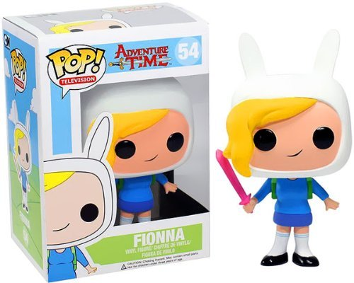 Adventure Time Fionna Pop! Vinyl Figure