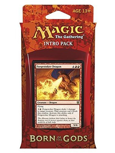 Magic The Gathering Born of the Gods Forged in Battle Intro Pack