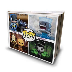 Funko Pop! Vinyl World of Pop! Volume 3 Hardcover Book - Toy Wars - Funko