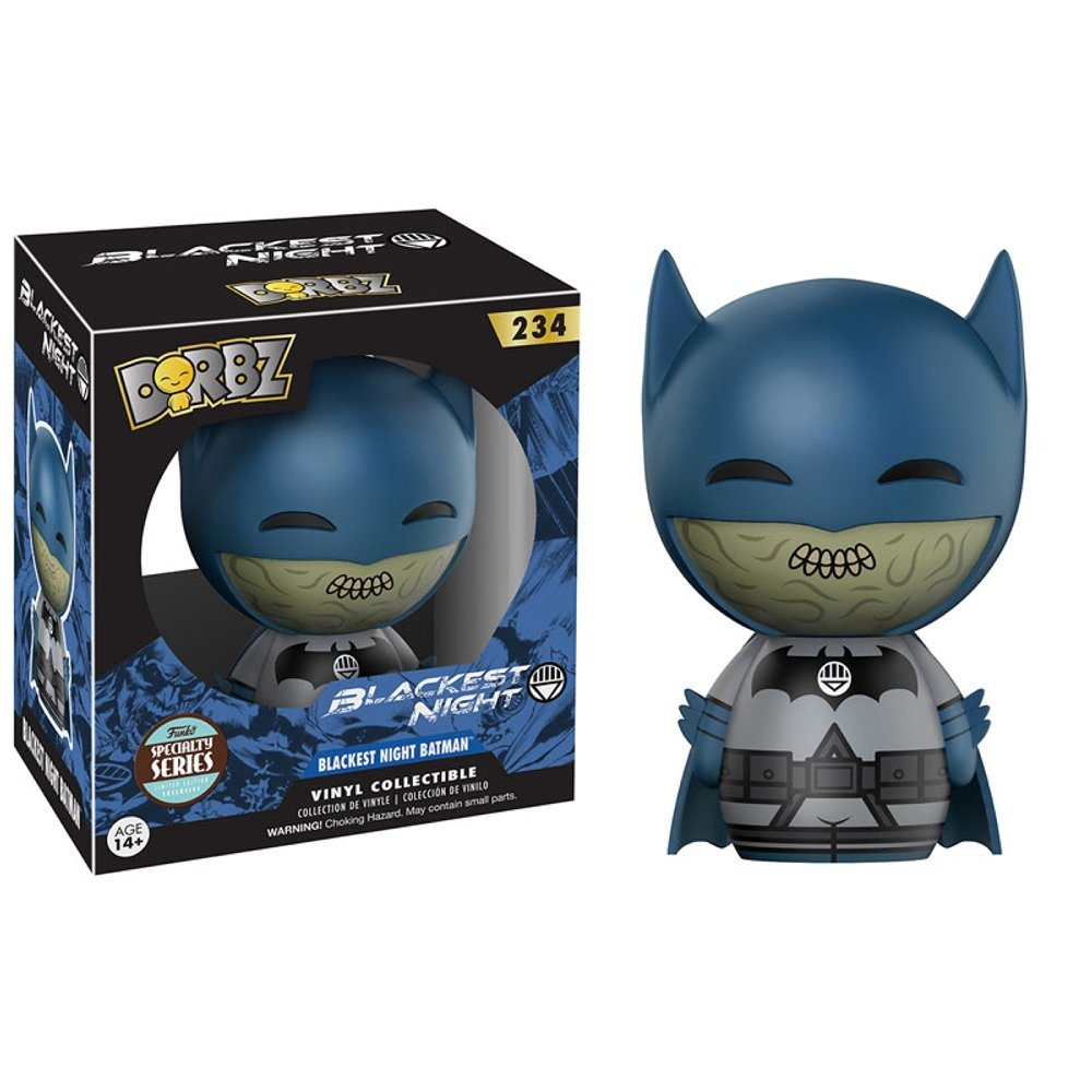 Specialty Series Blackest Night Batman Dorbz Figure