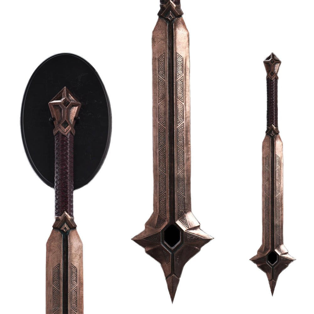 Weta Workshop Hobbit Prop Replica Balins Mace - Open Box
