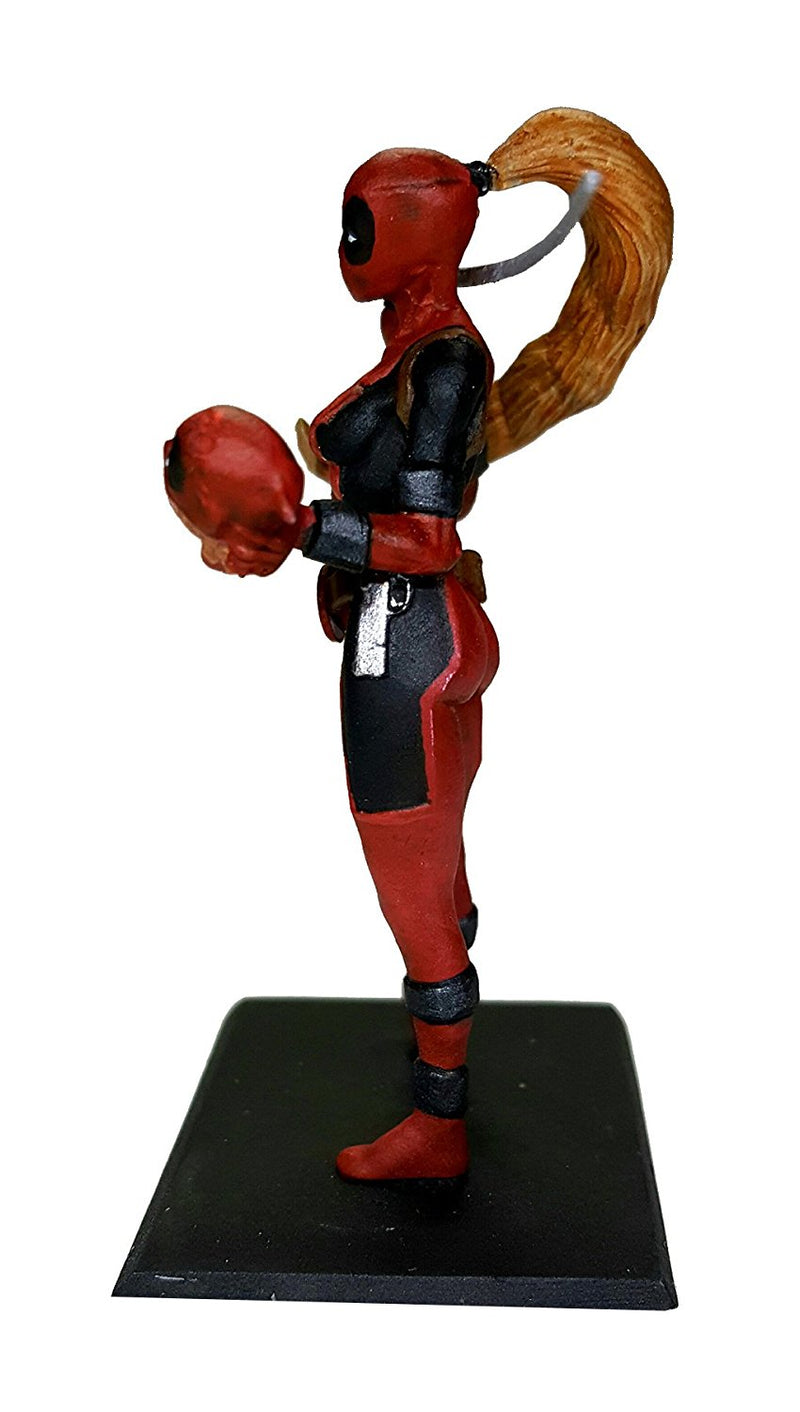 Lady Deadpool Metal Miniature Mini-Figure