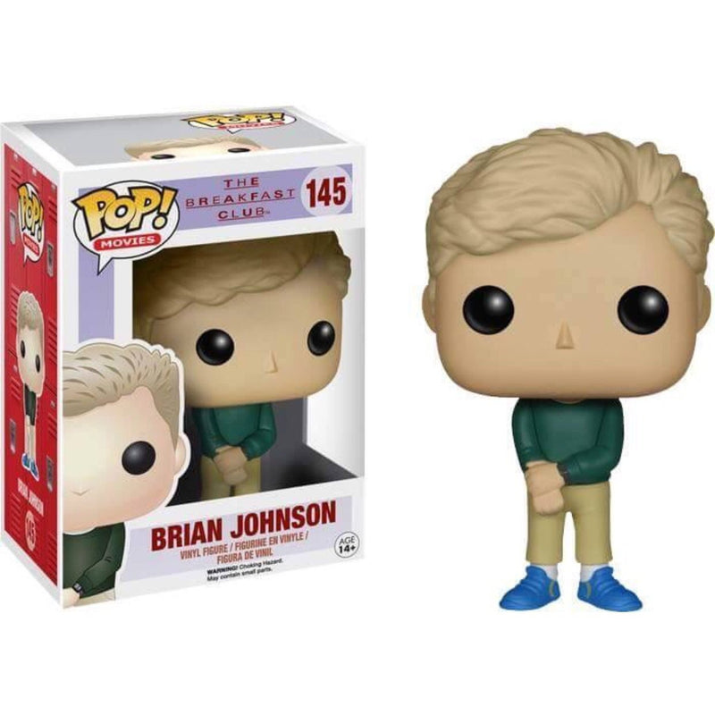Pop! Movies: Breakfast Club-brian Johnson