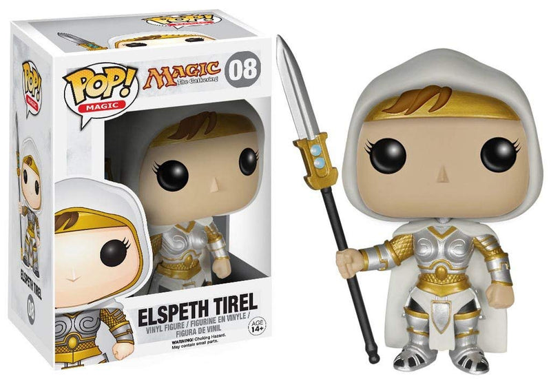 Magic the Gathering Elspeth Tirel Series 2 Pop! Vinyl Figure #08