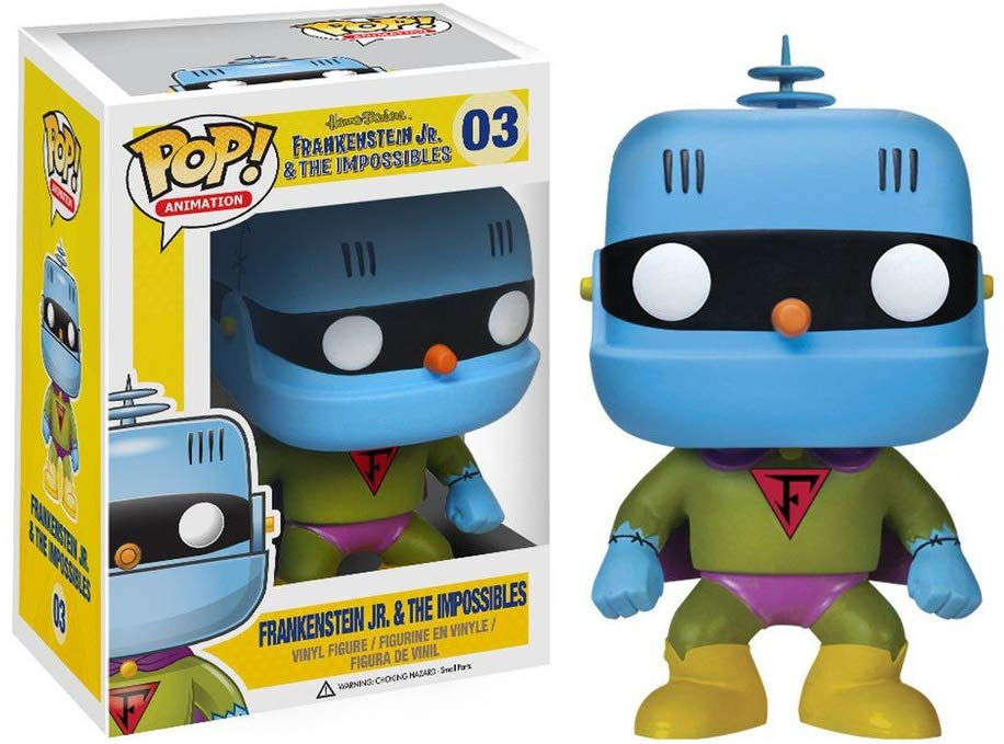 Funko POP Hanna Barbera: Frankenstein Jr. Toy Figure