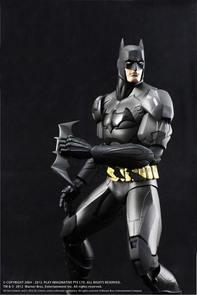 Play Imaginative Batman Super Alloy Action Figure 1:6 Scale