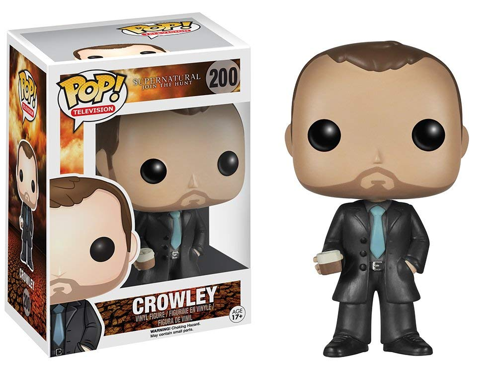 Supernatural Crowley POP! Vinyl Figure #200