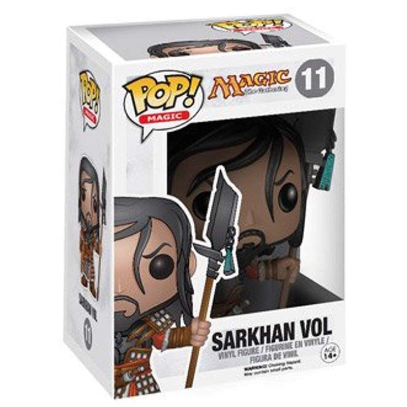 Magic the Gathering Sarkhan Vol Series 2 Pop! Vinyl Figure