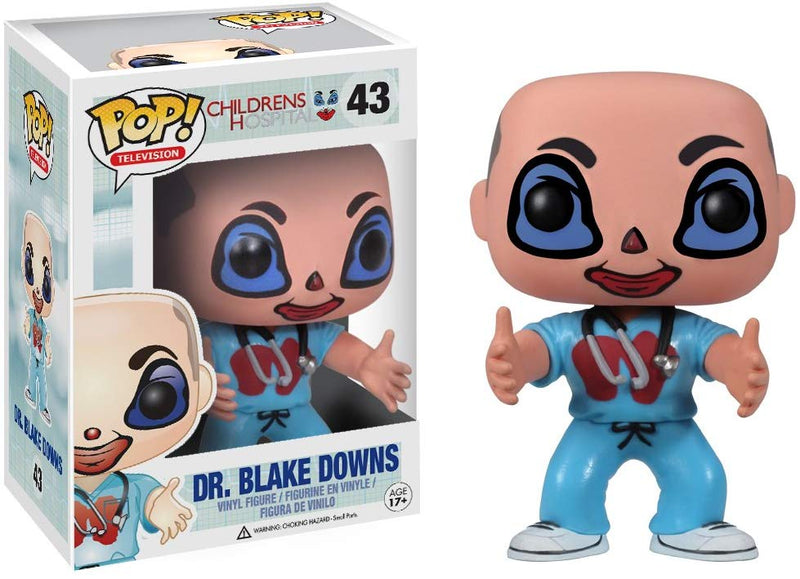 Funko POP Children's Hospital: Dr. Blake Downs Vinyl Figure