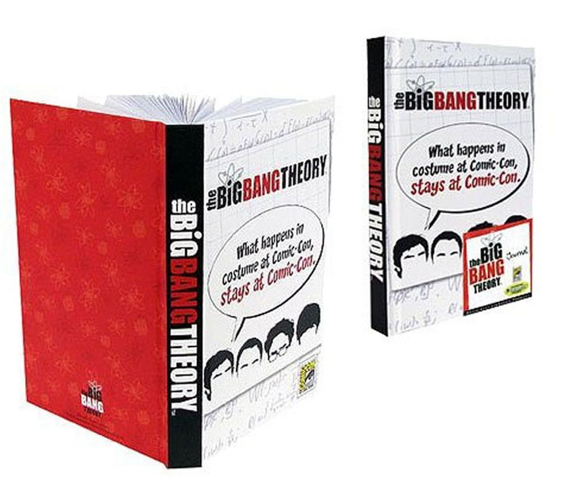 SDCC 2013 Exclusive The Big Bang Theory What Happens at Comic-Con Journal