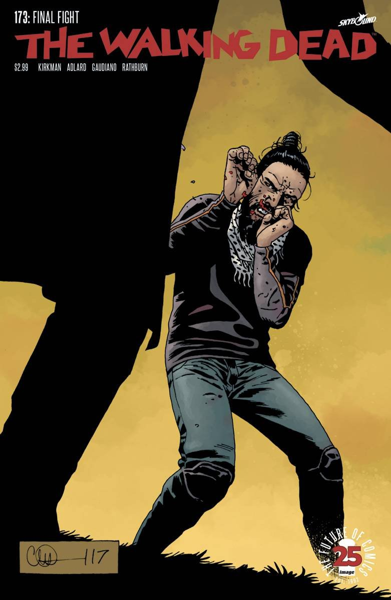 Walking Dead #173 Comic Book