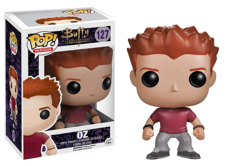 Buffy the Vampire Slayer Oz Pop! Vinyl Figure