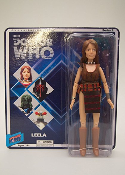 Doctor Who Leela Action Figure