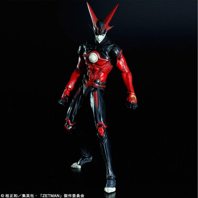 Zetman Play Arts Kai ZET Action Figure