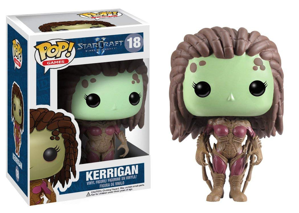 StarCraft Queen of Blades Sarah Kerrigan Pop! Vinyl Figure #18