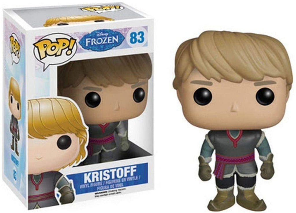 Funko POP Disney: Frozen Kristoff Action Figure