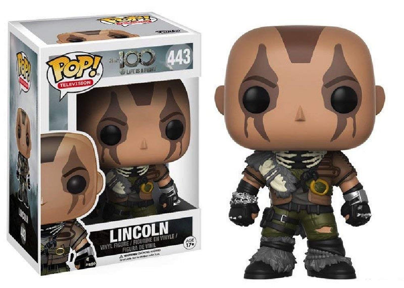The 100 Lincoln POP! Vinyl Figure #443