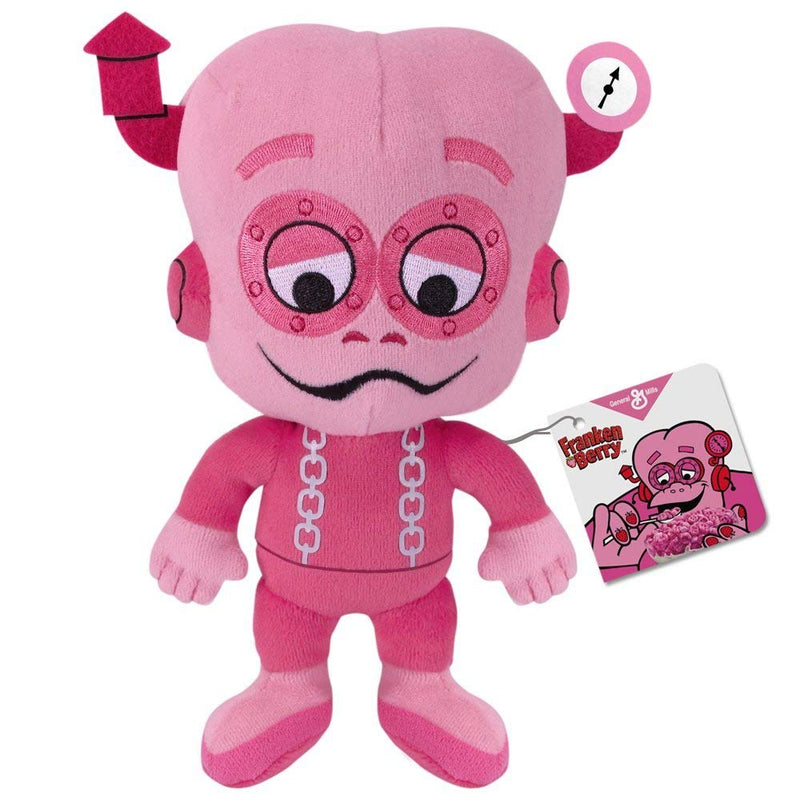 "Frankenberry 9""  Cereal Plushie Plush Funko"