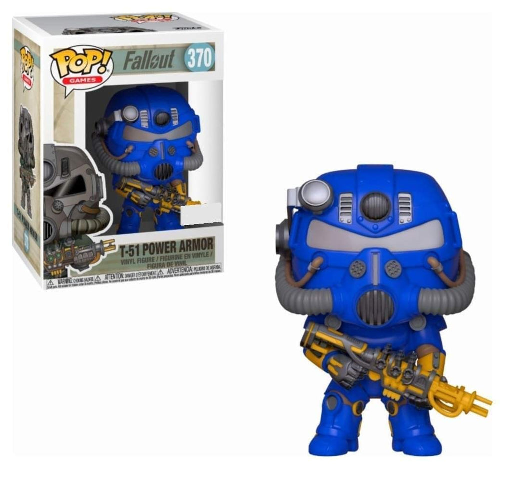 Fallout T-51 Power Armor Best Buy Exclusive POP! Vinyl Figure #370