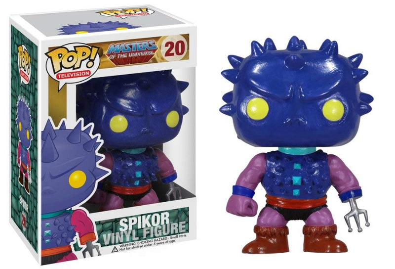 Masters of the Universe Spikor Pop! Vinyl Figure