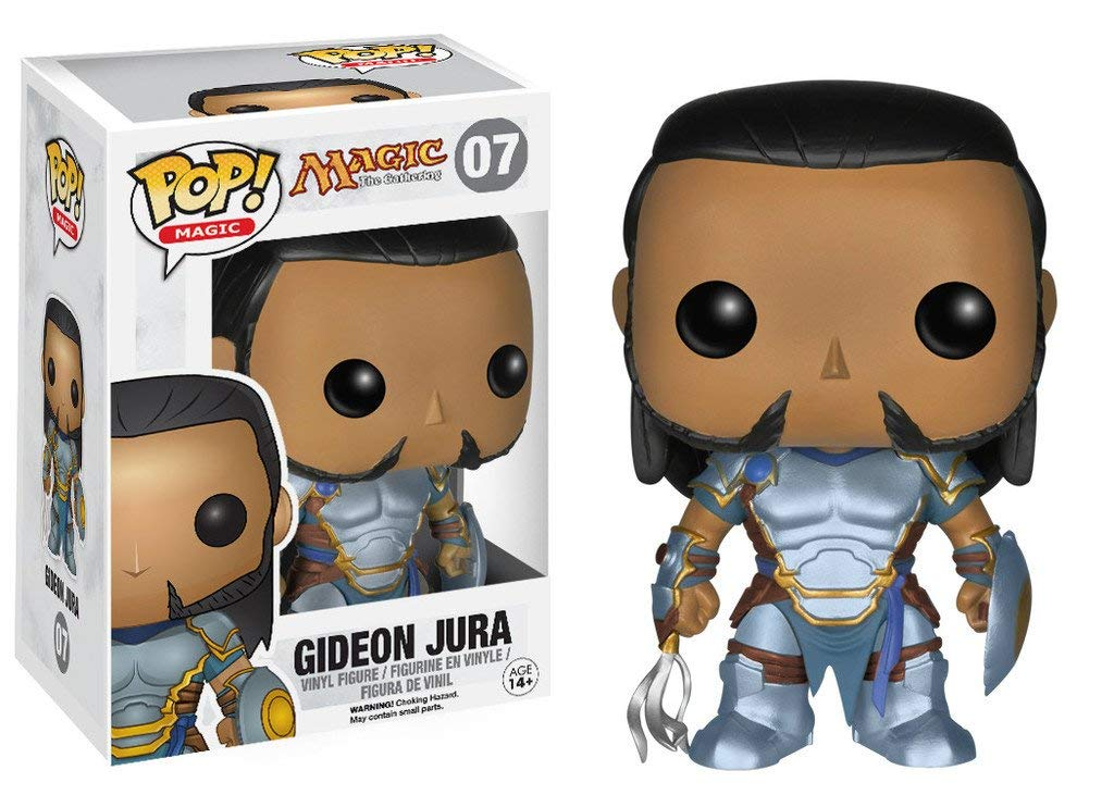 Magic the Gathering Gideon Jura Series 2 Pop! Vinyl Figure #07