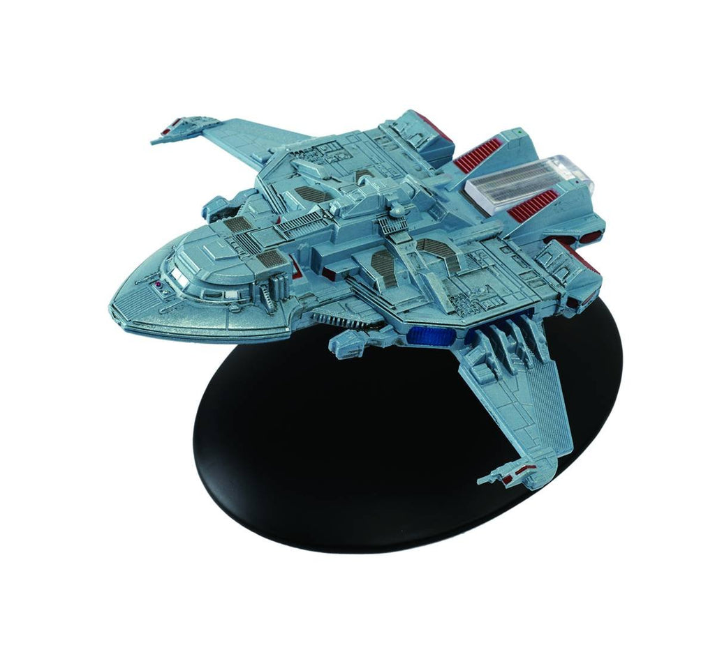 Star Trek Starships Figure & Magazine #28 Maquis Raider