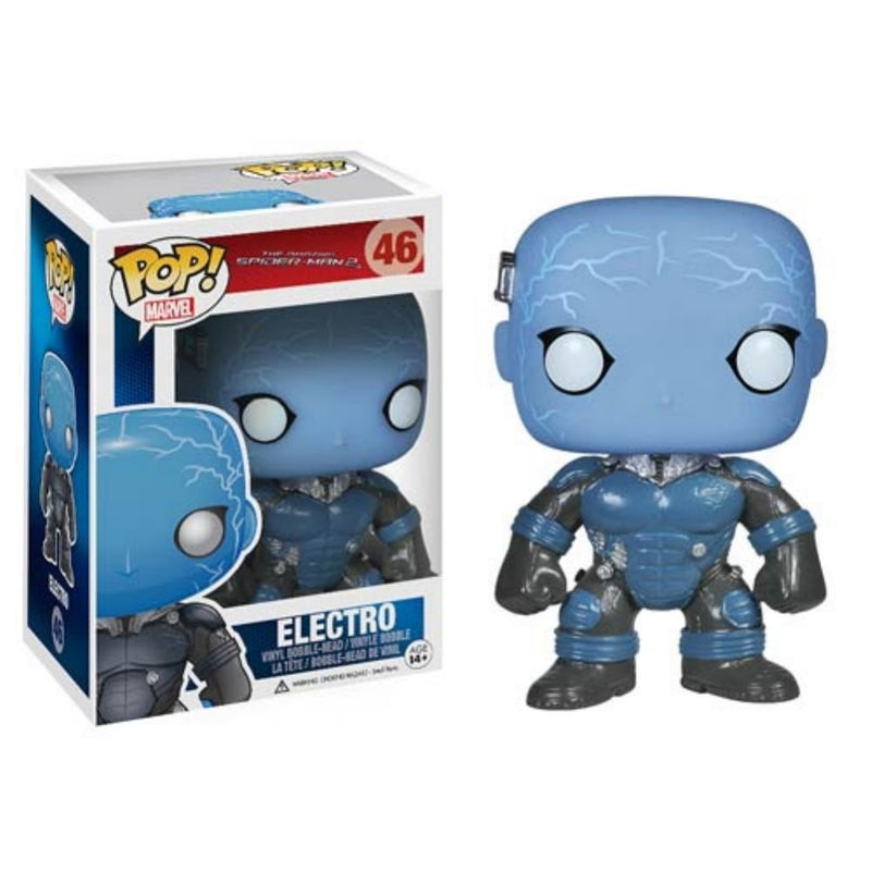 Amazing Spiderman Movie 2 Electro POP! Vinyl Figure #46