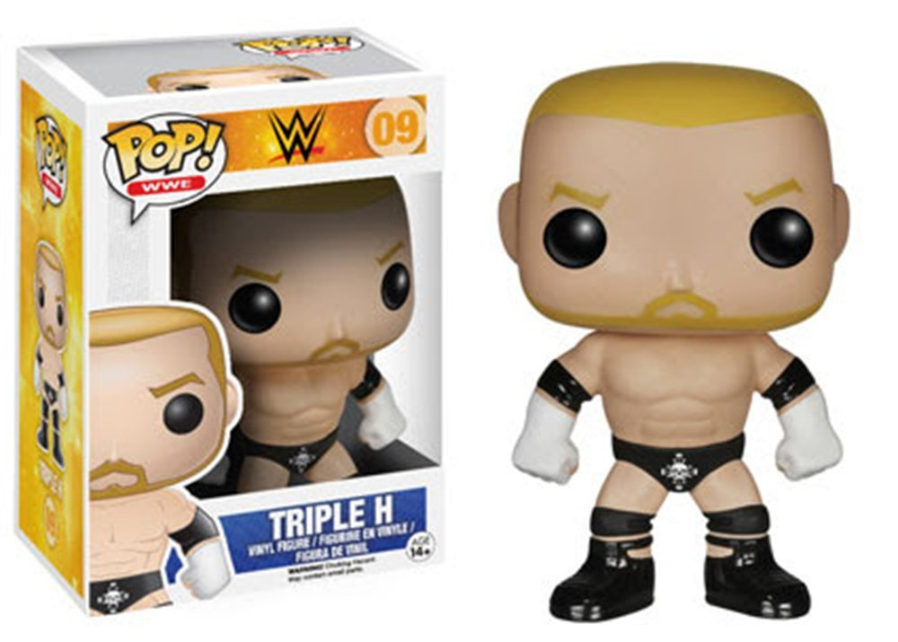 WWE Triple H Pop! Vinyl Figure