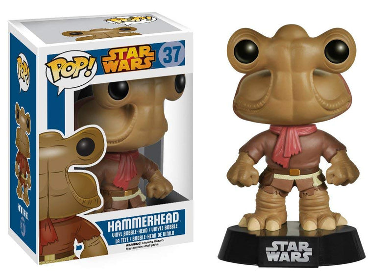 Star Wars Hammerhead Pop! Vinyl Bobble Head #37