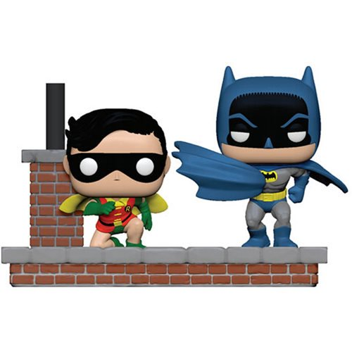 Batman 1972 80th Anniversary Pop! Vinyl Comic Moment
