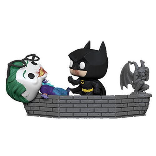 Batman and Joker 1989 80th Anniversary Pop! Vinyl Movie Moment