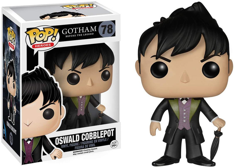 Funko POP TV: Gotham - Oswald Cobblepot Action Figure