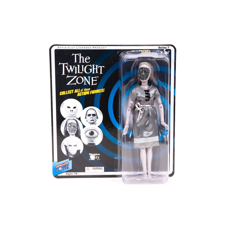 Bif Bang Pow! Twilight Zone Action Figure Alicia