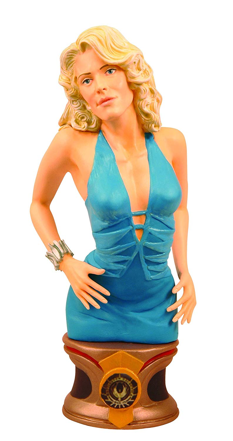 Battlestar Galactica: Blue Dress Six Bust