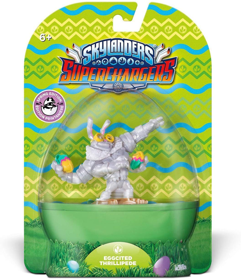 Skylanders SuperChargers: Drivers Eggcited Thrillipede Character Pack