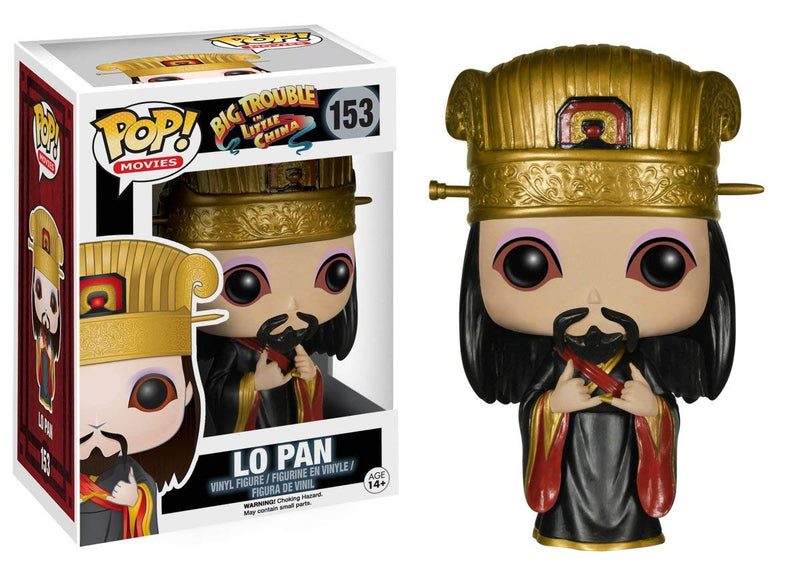 Big Trouble in Little China Lo Pan Pop! Vinyl Figure #153