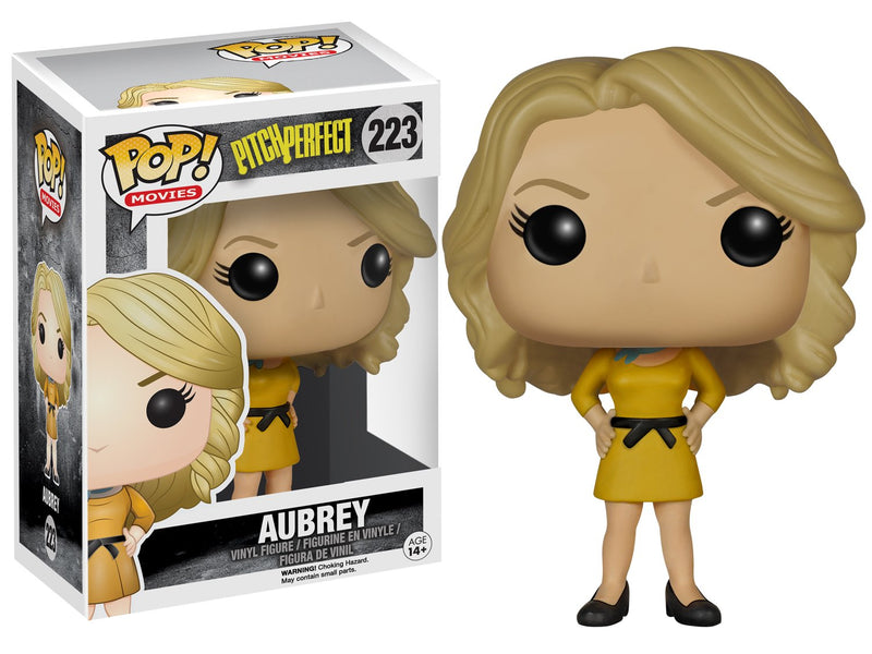 Pitch Perfect Aubrey POP! Vinyl Figure #223