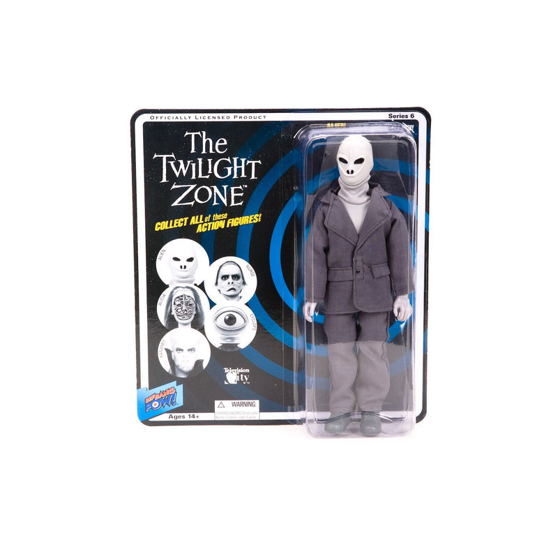 Bif Bang Pow! Twilight Zone Action Figure Alien