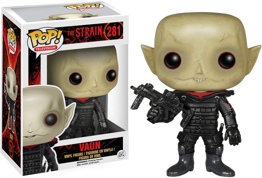 Funko POP TV The Strain Vaun Action Figure