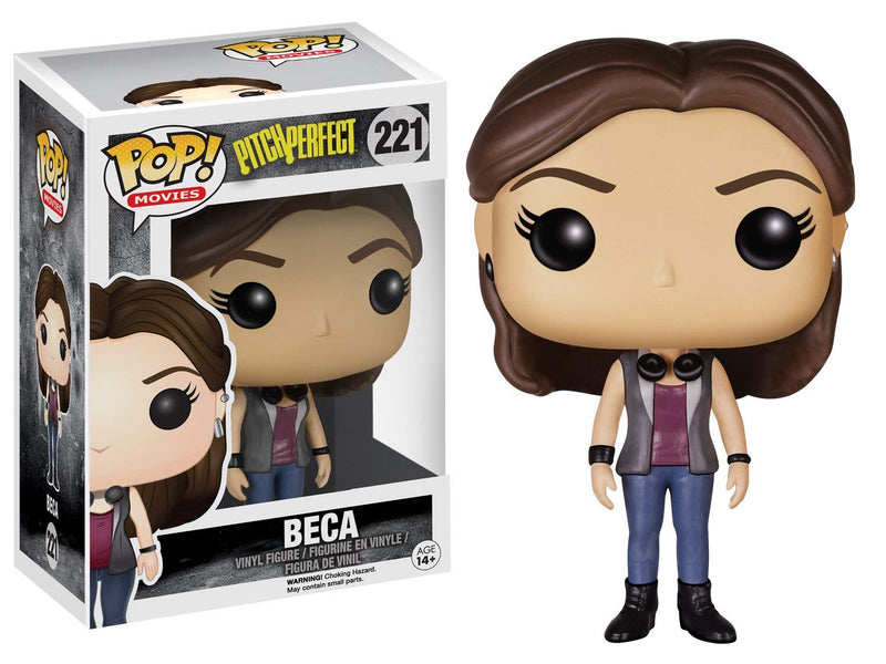 Pitch Perfect Beca POP! Vinyl Figure #221