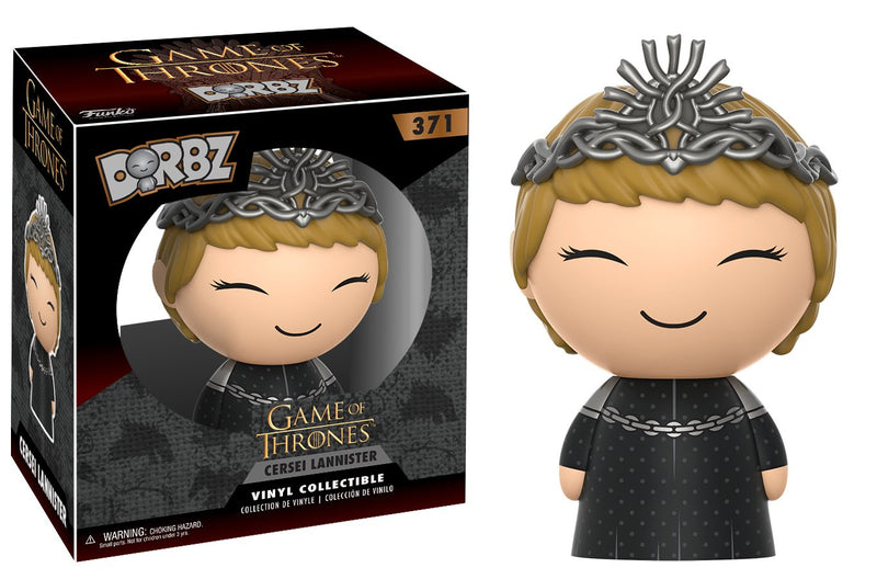 Game of Thrones Cersei Lannister Dorbz Vinyl Figure #371