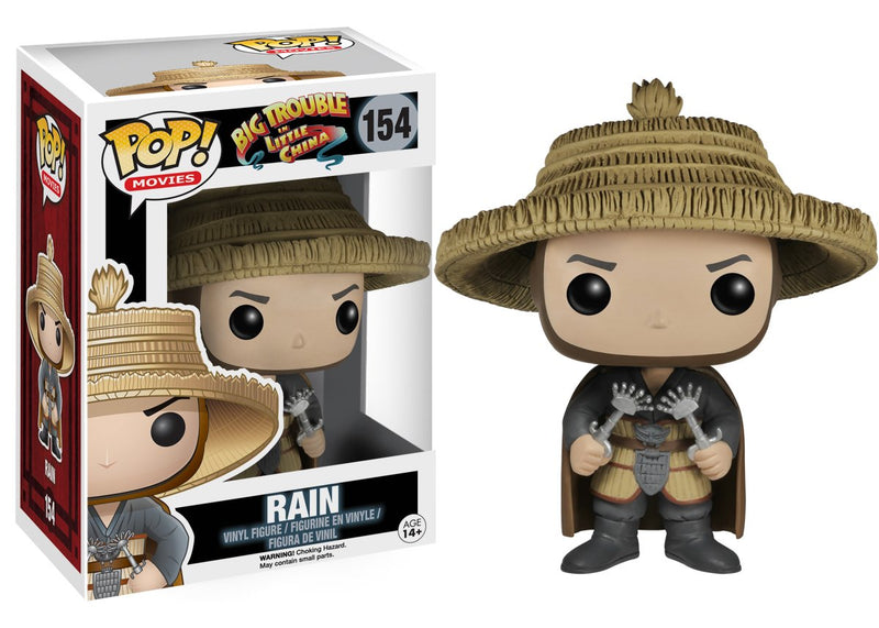 Big Trouble in Little China Rain Pop! Vinyl Figure #154
