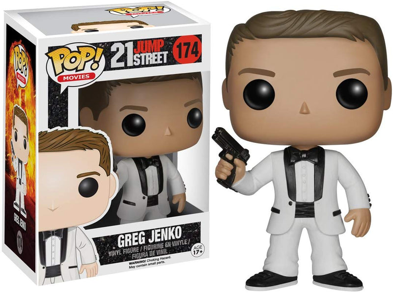 Funko POP Movies: 21 Jump Street Greg Jenko Action Figure