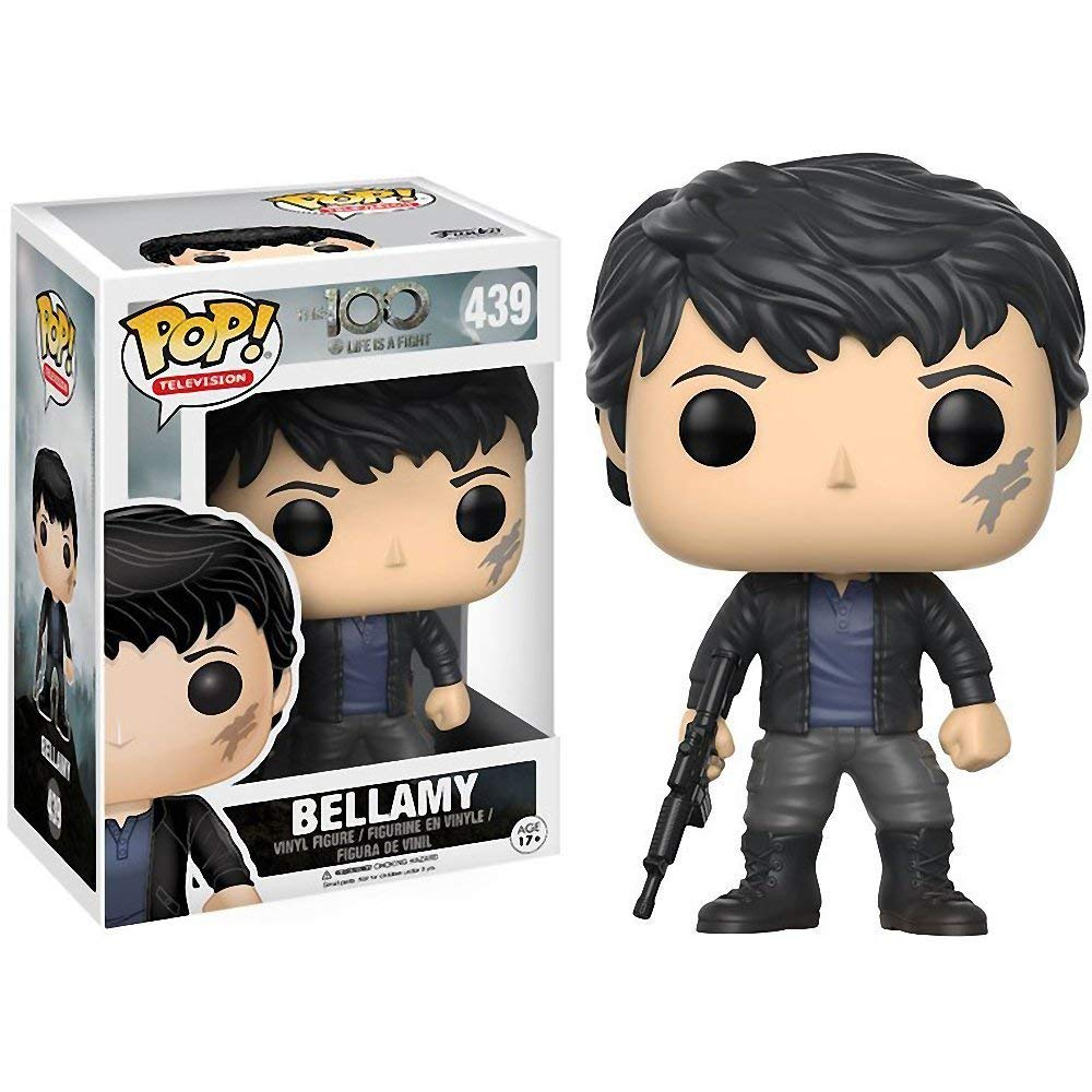 The 100 Bellamy Blake Pop! Vinyl Figure #439