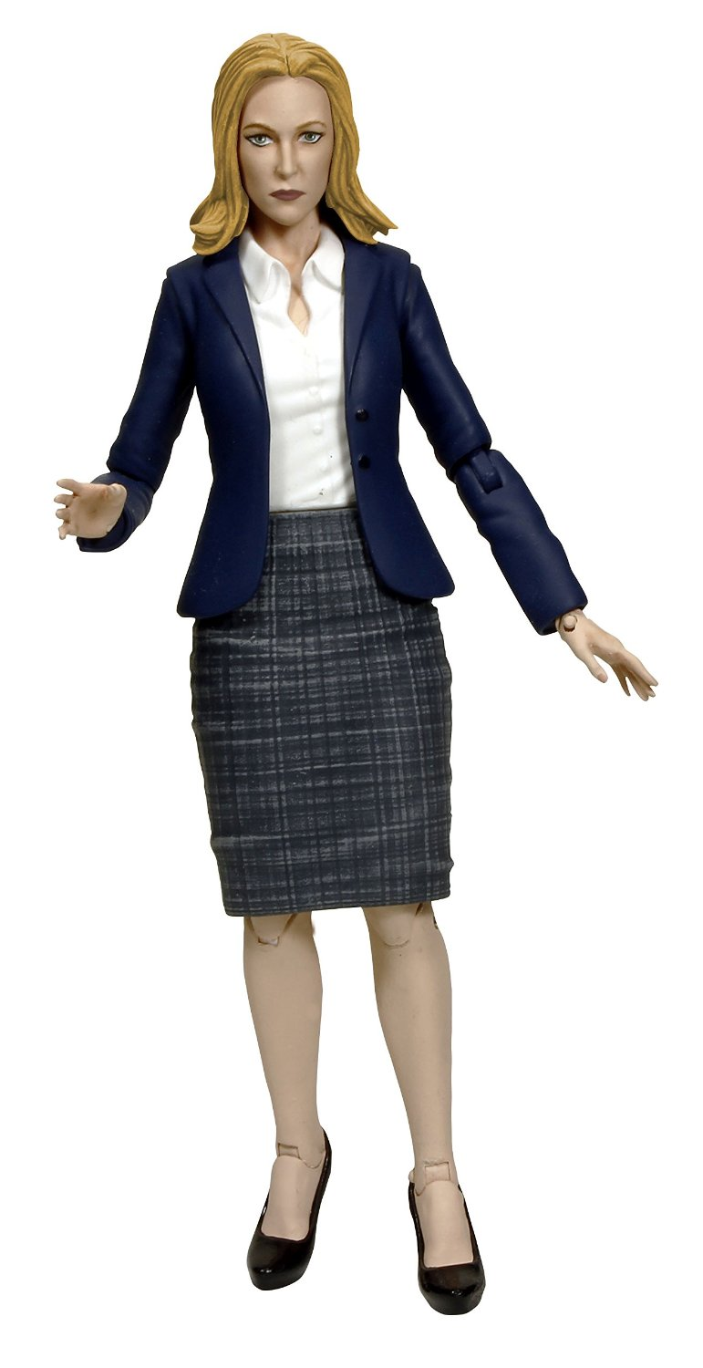 Diamond Select Toys The X-Files (2016): Scully Select Action Figure - Toy Wars - Diamond Select Toys
