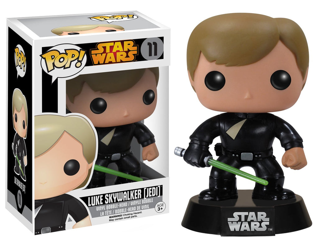 Star Wars Jedi Luke Vinyl POP! Figure #11