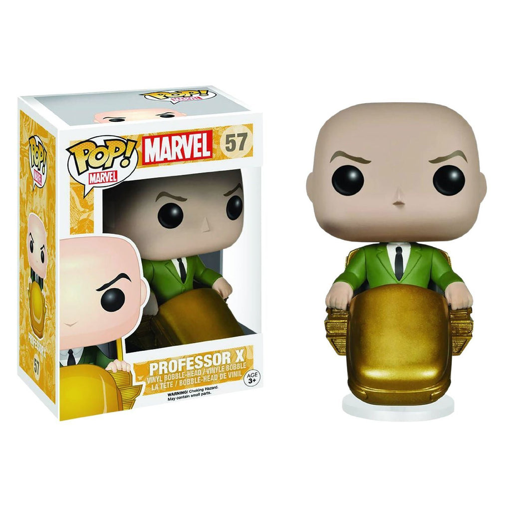 Funko POP Marvel: Classic X-Men - Professor X Action Figure